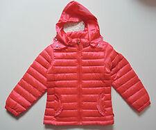 REDUZIERT  Pezzo D/'oro Jacke Soft Daunen Jacke rot Gr.104-164 UVP 109,95 NEU