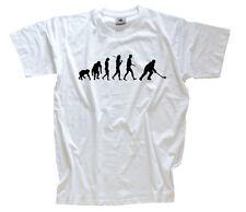 Standard Edition Eishockey I Evolution Hockey Unihockey Puk T-Shirt S-XXXL