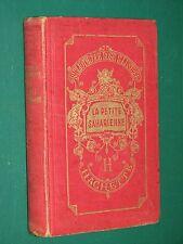 La petite saharienne PALUEL-MARMONT ill. MIXI-BEREL Bib. rose ill.