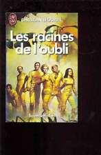 """Christian Léourier  Les racines de l'oubli J""""ai Lu SF 2405 1988 couverture Boris"""