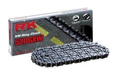 99407118: RK Cadena RK 520GXW con 118 eslabones negro