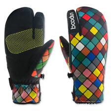 New listing New Women Winter Snowboard Gloves Windproof Waterproof Skating Skiing Mittens