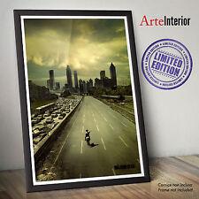 The Walking Dead - Maxi Poster FINE ART fino a 70x100 - HQ