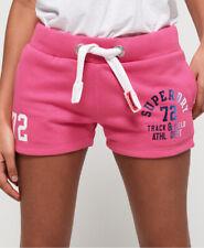 Superdry Damen Leichte Track &Amp; Field Shorts