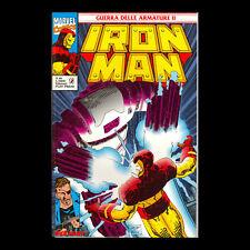 Iron Man - Guerra delle armature II n. 46 dicembre 1992
