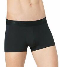 Sloggi S Simplicity Hipster Short Trunk Men's Underwear Black | Grey Cotton