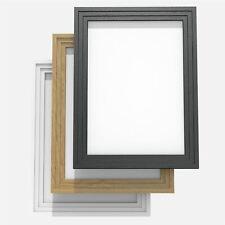 A1 A2 A3 A4 A5 Step Style Picture Photo Poster Frame Black Oak White