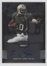 2012 Leaf Metal Draft #RG3 Robert Griffin III Auto Autographed Football Card