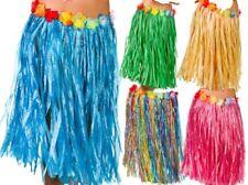 Hawaiian Falda Hula Playa Fiesta De Color Accesorio para disfraz