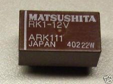 20 Stück MATSUSHITA RK1-12V ARK111 HF-Relais (RF-Relais) 1,5 GHz (M3830-20)