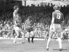 Leicester City V UOMO UNITO, 24th APRILE 1976