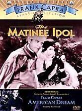 Frank Capra THE MATINEE IDOL & AMERICAN DREAM Classic Movie  NEW & SEALED DVD