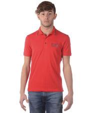 Polo Emporio Armani EA7 Polo Shirt % Uomo Rosso 3ZPF51PJ03Z-1451