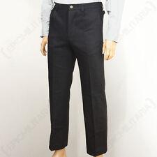 WW2 German Kriegsmarine Officer Wool Trousers - Repro Navy Sailor Pants Uniform