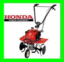 Motozappa Honda F 220 GE GXV 57 fresa 60 cm zappatrice