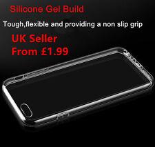 ULTRA Sottile Premium soft TPU Crystal Clear Custodia iPhone 6/6s 6+ iPhone 7 I7 Plus