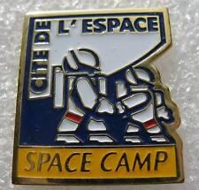 Pin's Cité de l'Espace Space Camp Cosmonotes #228