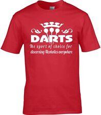 Dardos camiseta Player El Deporte De Elección Para Más exigentes Alcoholics