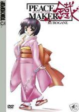 Peace Maker Kurogane - Vol. 4 Anime ( Deutsch NEU OVP )