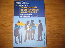 Wissenschaft in den Medien präsentieren , Trepte / Burkhardt / Weidner (2008)