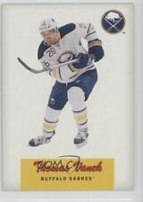 2012-13 O-Pee-Chee Retro #20 Thomas Vanek Buffalo Sabres Hockey Card