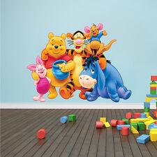 Winnie The Pooh - Pooh Bear Wall Decals - Winnie the Pooh Disney Stickers b49