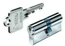 Schließzylinder BKS Schließanlage detect3 in vielen Längen inkl. 3 Schlüssel