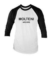 Molteni Unisex Baseball T-Shirt All Sizes