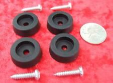 Set di 4 x 25 mm. polylastomer PIEDI PER ARMADI AMPERE
