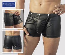 Svenjoyment Boxer Shorts Grösse S - XL Leder Imitat Neu OVP