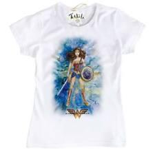 Wonder Woman Warrior Justice League - 2017  Women's T-Shirt by Takila