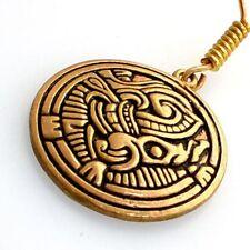 Ohrring Greiftier - Bronze / Paar aus der Wikingerzeit