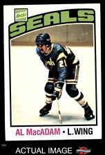 1976 Topps #237 Al MacAdam Seals NM/MT