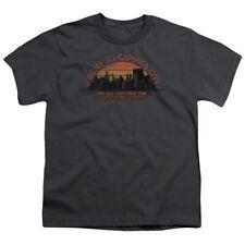 BSG CAPRICA CITY T-Shirt Youth Short Sleeve