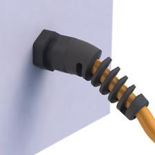 Standard Nylon Spiral Cable Gland Black - Thread size M12 x 1.5