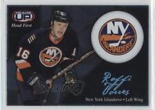 2002 Pacific Heads Up Head First #9 Raffi Torres New York Islanders Hockey Card