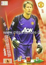 Adrenalyn XL Man. United - Edwin van der Sar - Away