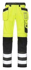 Snickers 3233 Alta Visibilidad Hombre Pantalones De Trabajo Snickers directo todos los colores