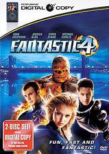 Fantastic Four (+ Digital Copy) DVD
