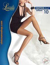 Levante  Collant Donna - Matisse 10 Calze 10 DEN Lavorazione tridimensionale