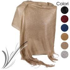 comprare popolare 56b3d bf464 Sciarpe, foulard e scialli da donna stola rosa | Acquisti ...