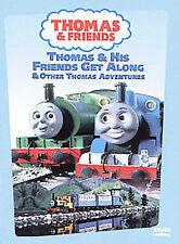 Thomas & Friends - Thomas & His Friends Get Along (D...
