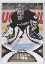 2006-07 Upper Deck Mini Jersey Collection #2 Jean-Sebastien Giguere Hockey Card