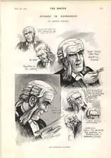 1902 Sir Edward Clarke Studies In Expression Thomas Downey