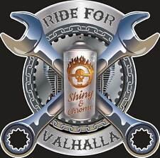 Mad Max: Fury Road - Ride For Valhalla -  Shiny & Chrome T-shirt