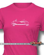 Messerschmitt KR175 KR200 Convertible  T-Shirt for Women - Multiple Colors Sizes