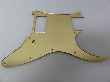 Gold Mirror Pickguard fits Ibanez (tm) RG350 MDX HXX