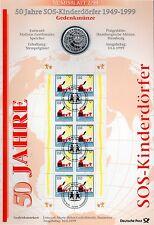 10 DM Numisblatt Sie Wählen ab 1997 -2001 ab 5 auktionen  portofrei