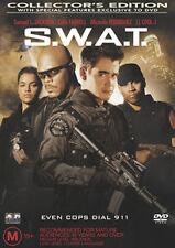 1 of 1 - S.W.A.T. DVD=SAMUEL L. JACKSON=REGION 4 AUSTRALIAN RELEASE=NEW AND SEALED