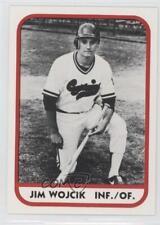 1981 TCMA Minor League #108 Jim Wojcik Shreveport Captains Rookie Baseball Card